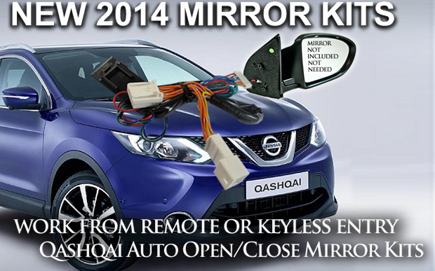 QQ 2014 MIRROR KITS